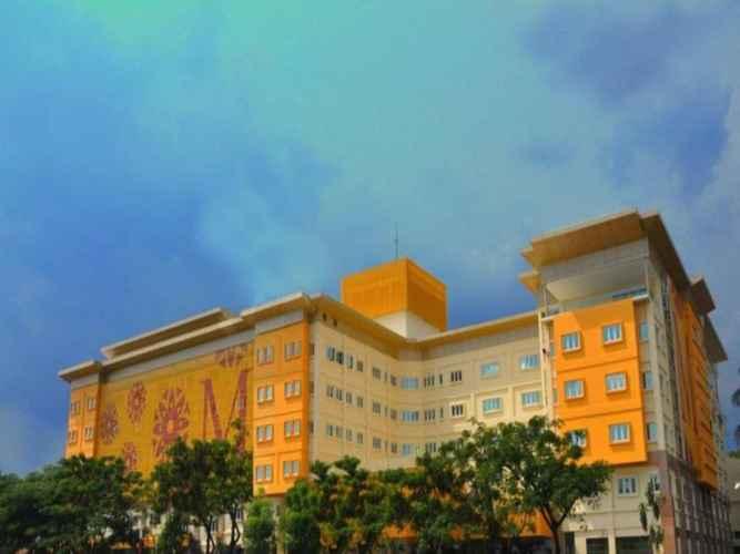 EXTERIOR_BUILDING M Suites Hotel