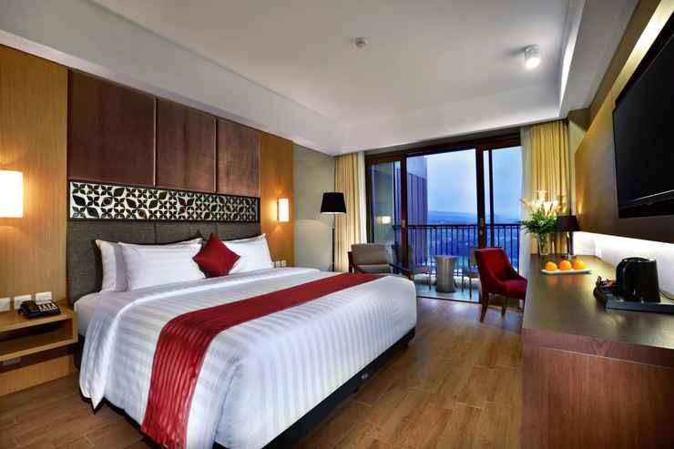 BEDROOM Aston Sentul Lake Resort & Conference Center