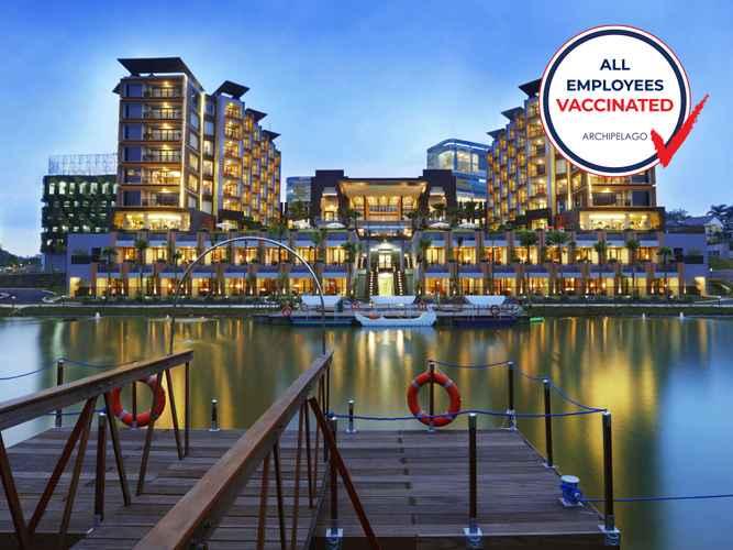 EXTERIOR_BUILDING Aston Sentul Lake Resort & Conference Center