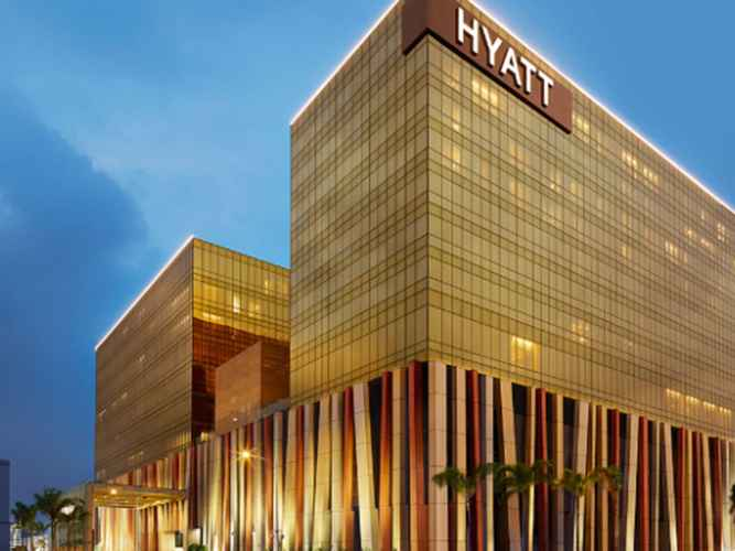 EXTERIOR_BUILDING Hyatt Regency Manila City of Dreams