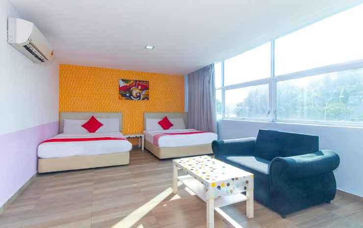 City Kuchai Hotel Kuala Lumpur - Suite Family