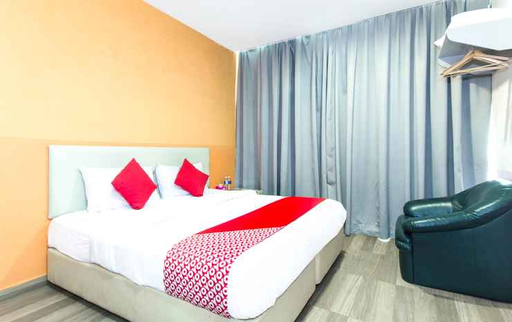 City Kuchai Hotel Kuala Lumpur - Deluxe Double