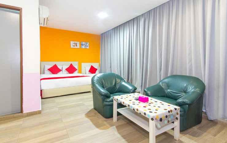 City Kuchai Hotel Kuala Lumpur - Suite Triple
