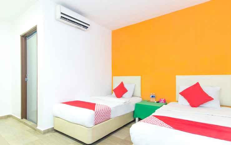City Kuchai Hotel Kuala Lumpur - Standard Twin