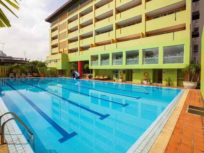 SWIMMING_POOL โรงแรมอัยยะปุระ กรุงเทพฯ