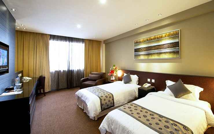 Hotel Royal Singapore - Deluxe Room with breakfast - Triple