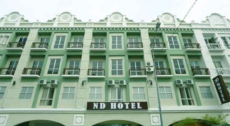 EXTERIOR_BUILDING ND Hotel