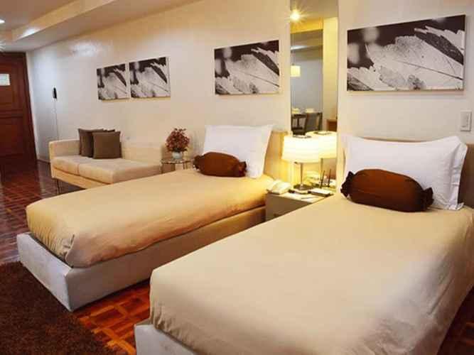 BEDROOM BSA Mansion Hotel