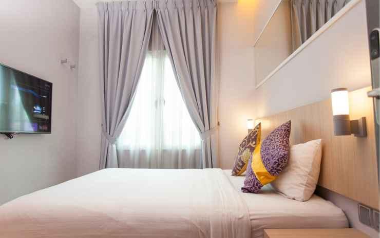 Orange Premier Hotel Wangsa Maju Kuala Lumpur - Deluxe Queen Room with Window