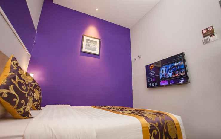 Orange Premier Hotel Wangsa Maju Kuala Lumpur - Deluxe Queen Room (No Window)