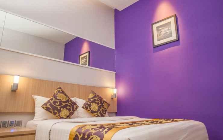 Orange Premier Hotel Taman Segar Kuala Lumpur - Deluxe Queen Room (No Window)