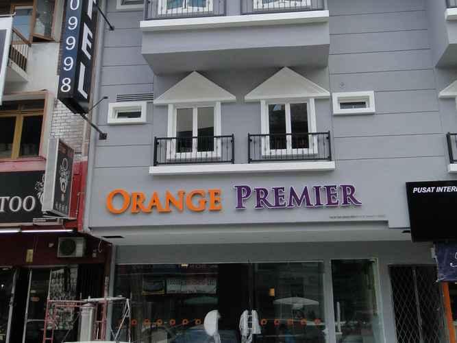 EXTERIOR_BUILDING Orange Premier Hotel Taman Segar