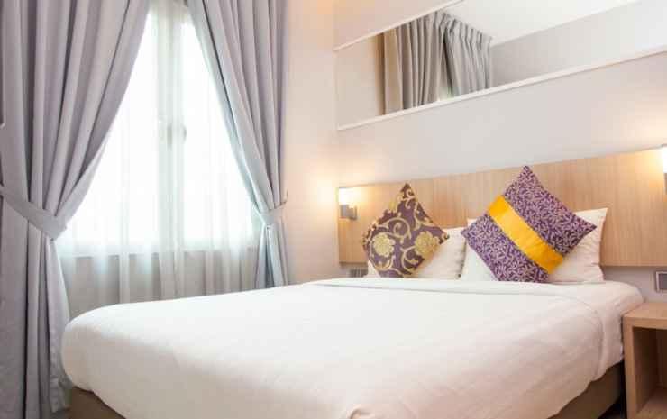 Orange Premier Hotel Taman Segar Kuala Lumpur - Deluxe Queen Room (With Window)