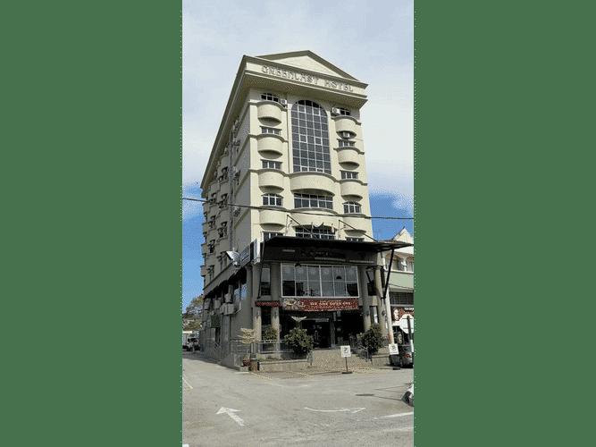 EXTERIOR_BUILDING Greenlast Hotel