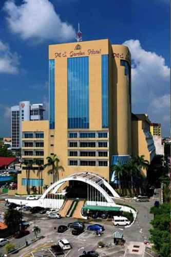 EXTERIOR_BUILDING Grand DarulMakmur Hotel Kuantan