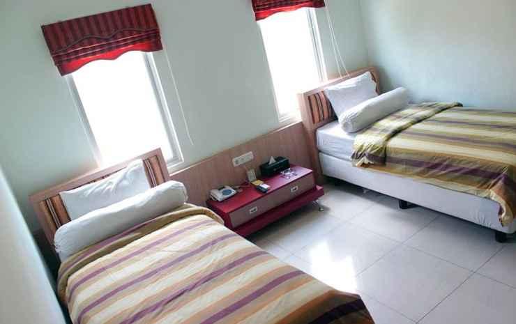 Golden Harvest Hotel Jambi - Standard Twin Room
