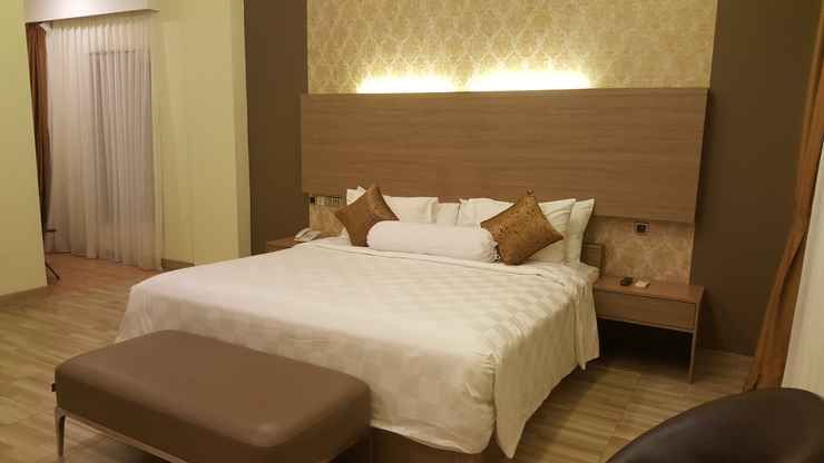 BEDROOM Muara Hotel and Mall Ternate