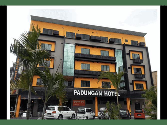 EXTERIOR_BUILDING Padungan Hotel