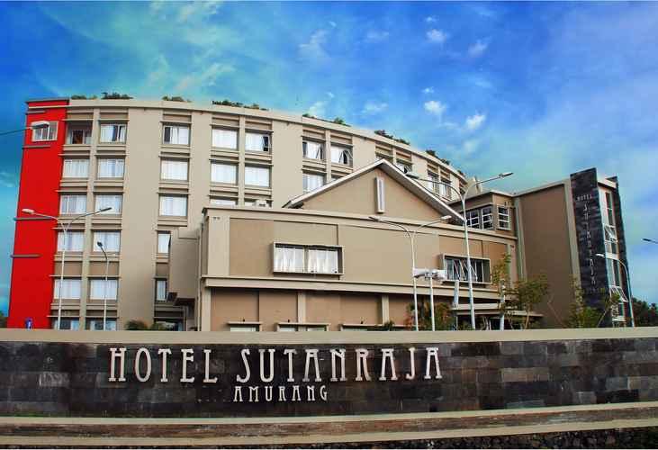 EXTERIOR_BUILDING Sutanraja Hotel Amurang