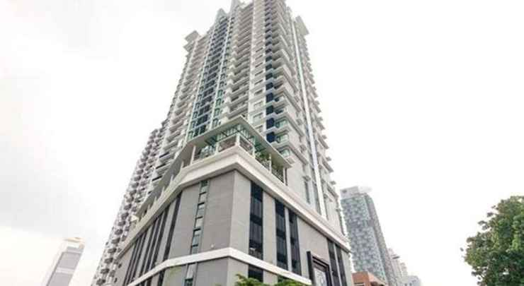 EXTERIOR_BUILDING Laras Home @ Casa Residency Service Apartment