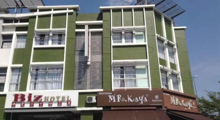 EXTERIOR_BUILDING Biz Hotel Shah Alam