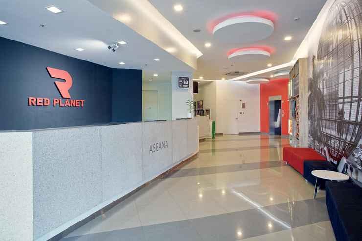 LOBBY Red Planet Manila Aseana City -  For Quarantine Stays