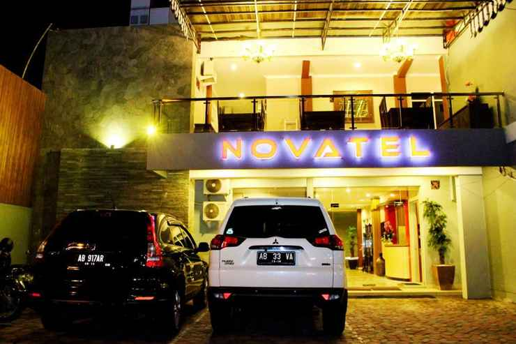 EXTERIOR_BUILDING NOVATEL Malioboro Yogyakarta