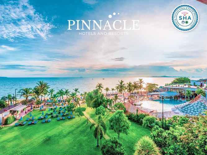 EXTERIOR_BUILDING Pinnacle Grand Jomtien Resort and Beach Club