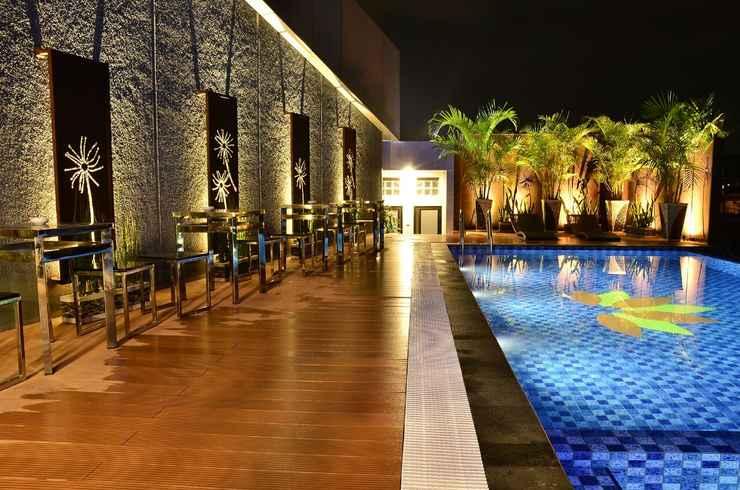 SWIMMING_POOL Hotel Ahava