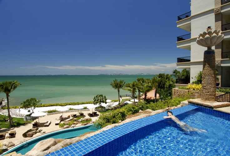 SWIMMING_POOL Garden Cliff Resort & Spa, Pattaya