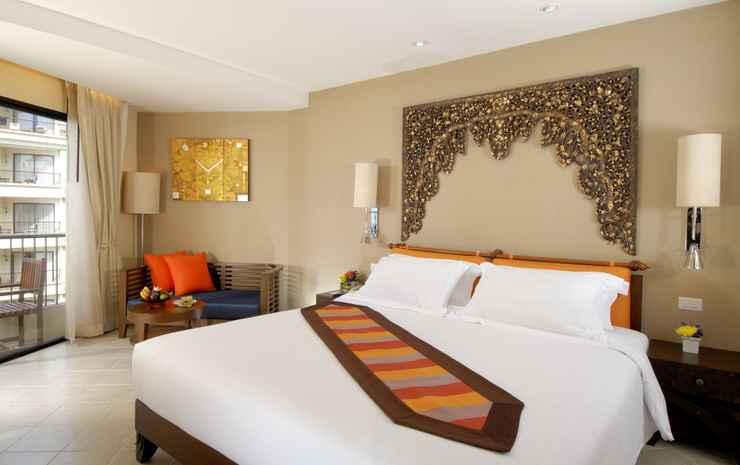 Garden Cliff Resort & Spa, Pattaya Chonburi - Deluxe Room Only