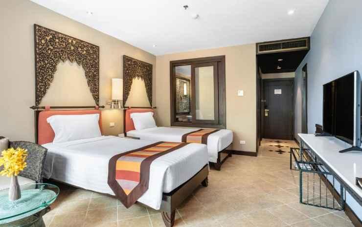 Garden Cliff Resort & Spa, Pattaya Chonburi - Deluxe Sea View Room Only