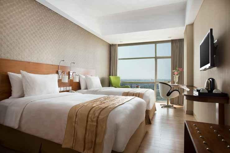 BEDROOM Hariston Hotel & Suites