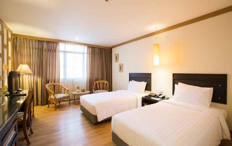 The Tarntawan Hotel Surawong Bangkok Bangkok - Kamar Deluks