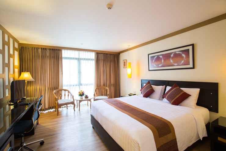 BEDROOM โรงแรมทานตะวัน โฮเทล สุรวงศ์ กรุงเทพ