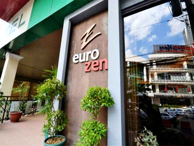 EXTERIOR_BUILDING Eurotel Pedro Gil