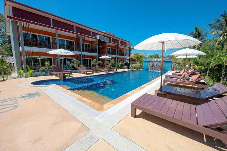 SWIMMING_POOL Hatzanda Lanta Resort
