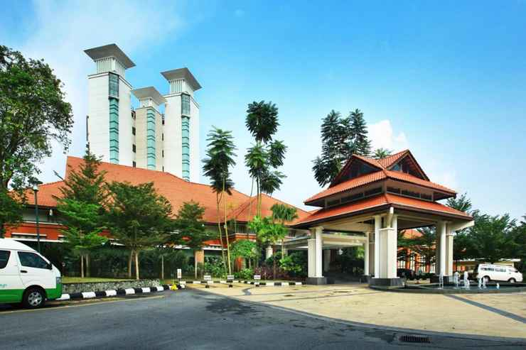 EXTERIOR_BUILDING Nilai Springs Resort Hotel