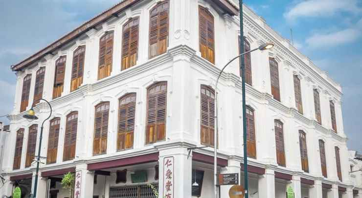 EXTERIOR_BUILDING Ren I Tang Heritage Inn