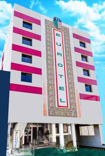 EXTERIOR_BUILDING Eurotel Baguio