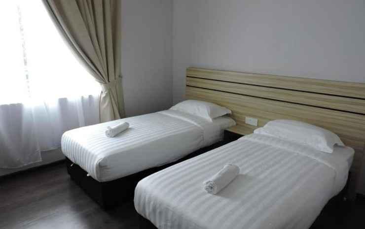 Blanket Hotel Seberang Jaya Penang - Deluxe Twin Room