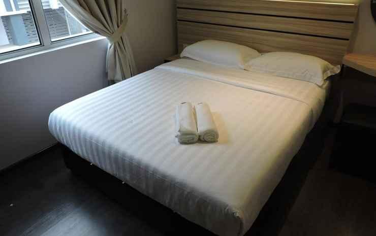 Blanket Hotel Seberang Jaya Penang - Deluxe Queen Room