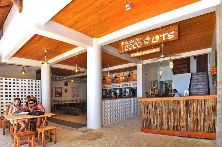 EXTERIOR_BUILDING Boracay Coco Huts