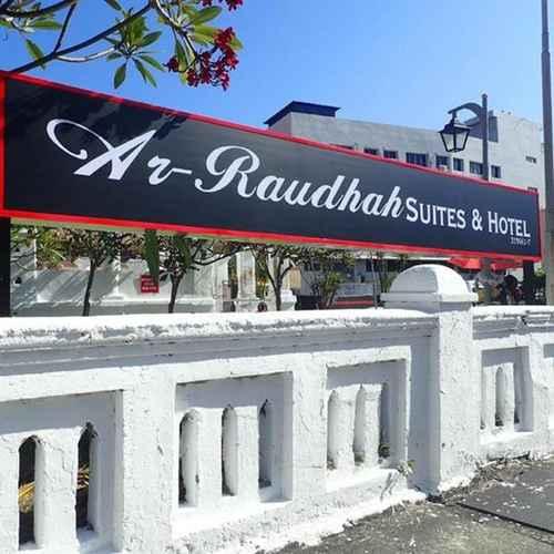 EXTERIOR_BUILDING Ar-Raudhah Service Apartments