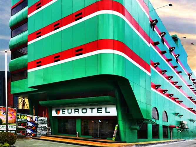 EXTERIOR_BUILDING Eurotel Las Pinas
