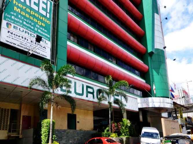 EXTERIOR_BUILDING Eurotel North Edsa