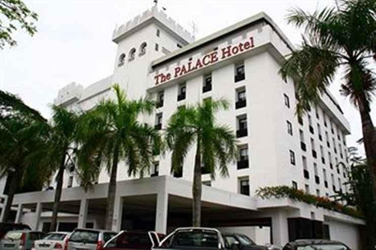 EXTERIOR_BUILDING The Palace Hotel Kota Kinabalu