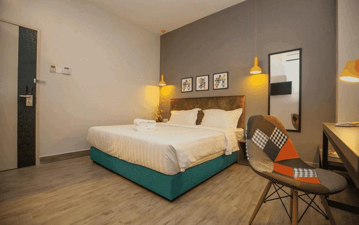 Bzz Hotel Skudai Johor - Superior King Room