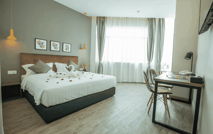 Bzz Hotel Skudai Johor - Junior Suite Room
