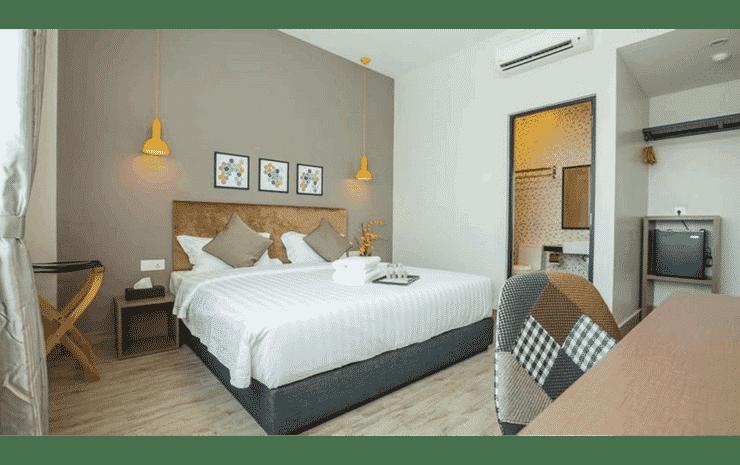 Bzz Hotel Skudai Johor - Premier Room